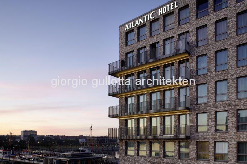 ATLANTIC HOTEL, Kiel