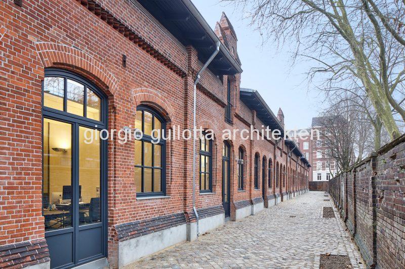 CONTUMAZSTALL, Hamburg